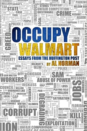 The cover of the book Occupy Walmart