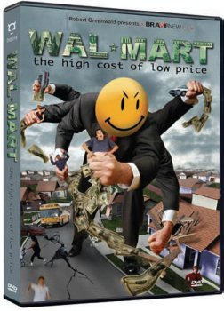 The cover of the Wal-Mart: the high cost of low price film