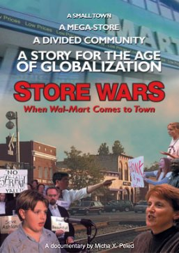The cover of the Store Wars documentary